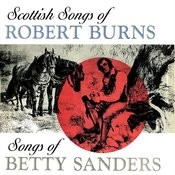 Scottish Songs Of Robert Burns Songs
