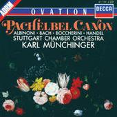 Albinoni / J.S.Bach / Handel / Pachelbel etc.: Adagio / Fugue in G minor / Organ Concerto No.4 / Canon etc. Songs