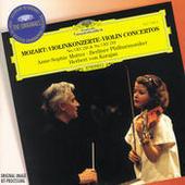 Mozart: Violin Concerto Nos.3 K.216 & 5 K.219 Songs