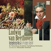 Beethoven: Symphony No. 7 In A Major, Op. 92 Songs