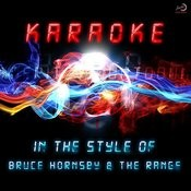 Karaoke (In The Style Of Bruce Hornsby & The Range) Songs
