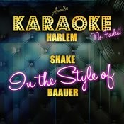 Harlem Shake (In The Style Of Baauer) [Karaoke Version] - Single Songs