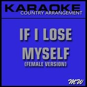 If I Lose Myself (Karaoke Instrumental Track) [In The Style Of One Republic] Songs