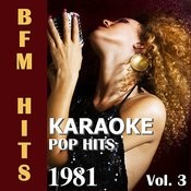 Karaoke: Pop Hits 1981, Vol. 3 Songs