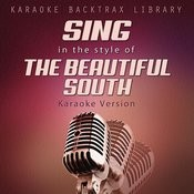 Sing In The Style Of The Beautiful South (Karaoke Version) Songs