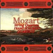 Mozart - String Quartets, Franz Schubert Quartett Songs