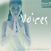 Pure Voices… Music For The Mind, Body & Spirit Songs