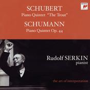 Schubert: Trout Quintet; Schumann: Piano Quintet, Op. 44 [Rudolf Serkin - The Art of Interpretation] Songs