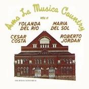 Amo La Msica Country, Vol. II Songs