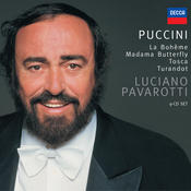Puccini: The Great Operas (9 CDs) Songs