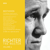 Richter plays Beethoven Vol.2 Songs