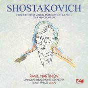Concerto For Violin And Orchestra No. 1 In A Minor, Op. 99: III. Passacaglia: Andante Song