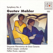 Mahler: Symphony No. 4 Songs