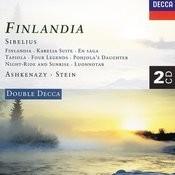 Sibelius: Finlandia; Luonnotar; Tapiola etc. Songs