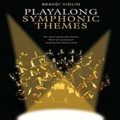 Bravo! Violin Playalong Symphonic Themes Songs