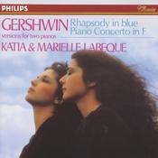Gershwin: Rhapsody in Blue; Piano Concerto in F Songs