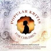 Popular Kritis For Children Songs