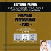 Faithful Friend (Performance Tracks) - EP Songs