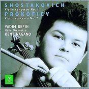 Shostakovich & Prokofiev : Violin Concertos Songs
