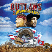 Outlaws & Armadillos: Country's Roaring '70s Songs