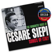 The Romantic Voice Of Cesare Siepi: Songs Of Italy Songs