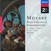 Mozart Wind Concertos Songs