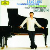 Tchaikovsky Mendelssohn First Piano Concertos Songs