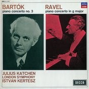 Bartok: Piano Concerto No.3 / Ravel: Piano Concerto in G major Songs