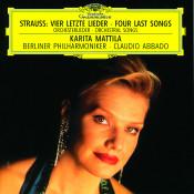 Strauss, R.: Vier letzte Lieder; Orchesterlieder Songs