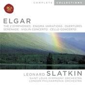 Elgar: Symphonies; Enigma Variations; Overtures; Serenade; Violin Concerto; Cello Concerto Songs