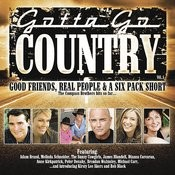 Gotta Go Country, Vol.1 Songs
