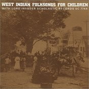 West Indian Folksongs For Children Songs