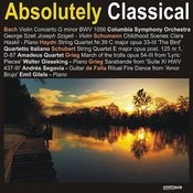 Bach: Violin Concerto/Schumann: Childhood Scenes/Haydn: String Quartet, et al. Songs