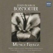 Joseph Bodin de Boismortier: Sonatas for Two Bassoons and Continuo Songs