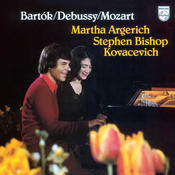 Bartók, Debussy, Mozart - Music For 2 Pianos Songs