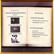 Wiener Philharmoniker - Joseph Haydn, Johannes Brahms Songs