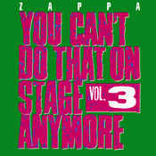 You Can't Do That On Stage Anymore, Vol. 3 Songs