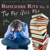 Reader's Digest Music: Homework Hits, Vol. 3: The Pop Quiz Mix Songs