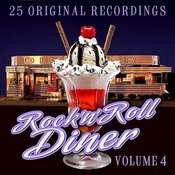 Rock 'n' Roll Diner - Volume 4 Songs