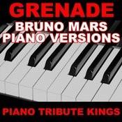 Grenade (Bruno Mars Piano Vocal Version) Song