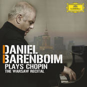 Daniel Barenboim plays Chopin - The Warsaw Recital Songs