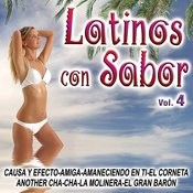 Latinos Con Sabor Vol.4 Songs