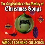 Original Music Box Melodies Of Christmas Songs