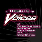 A Tribute To The Voices Of Christina Aguilera, Maroon 5, Cee Lo Green And Blake Shelton Songs