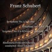 Franz Schubert: Symphonies Songs