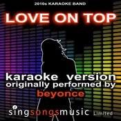 Love On Top (Originally Performed By Beyonce) [Audio Karaoke Version] Song