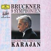 Bruckner: 9 Symphonies Songs