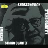 Shostakovich: The String Quartets (5 CD's) Songs