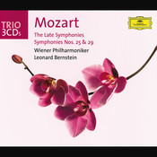Mozart: The Late Symphonies; Symphonies Nos.25 & 29 (3 CDs) Songs