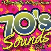 70's Sounds, Vol. 1 Songs